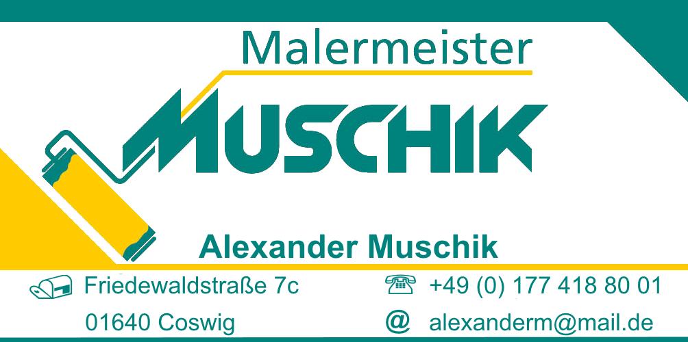 Malermeister Muschik